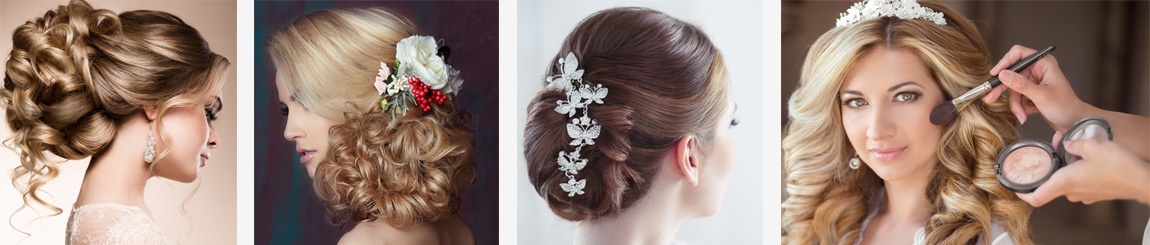 Bride hair makeup services in central london