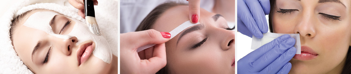 Facial waxing salon in central london