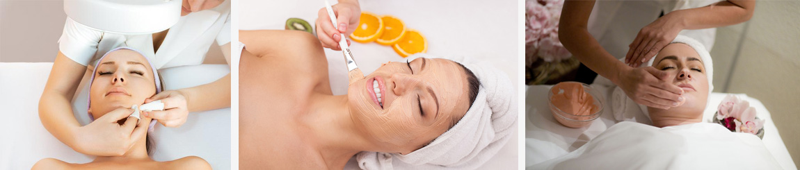 facial treatment salon in London