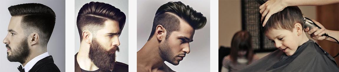 men's hair cut in Fitzrovia central london