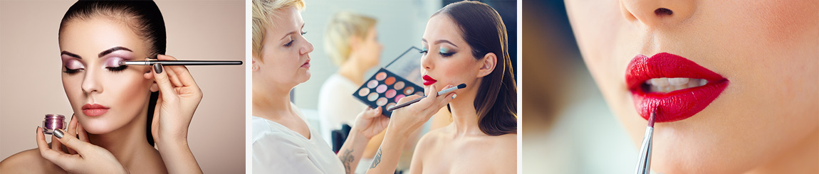 professional makeup services in central london