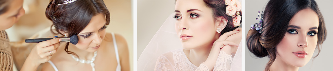wedding makeup, bride makeup in central london