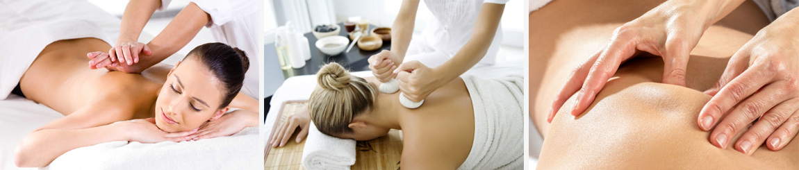full body massage in central london