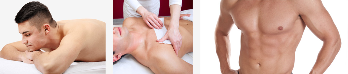 Men's Waxing Services in central london