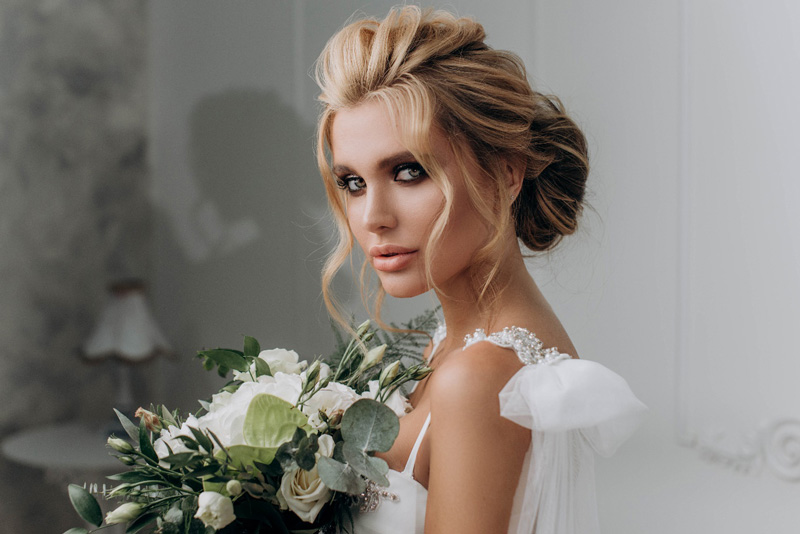 Bridal beauty preparation