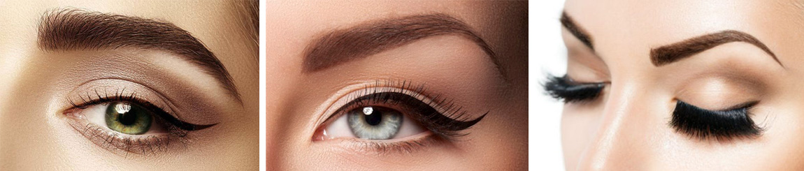 Eyelash extensions service in central london